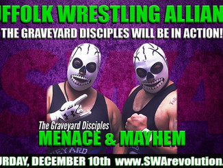 GraveYard Disciples in Action