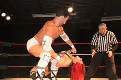 CHRISSY RIVERA DEBUT AGAINST ROBBIE