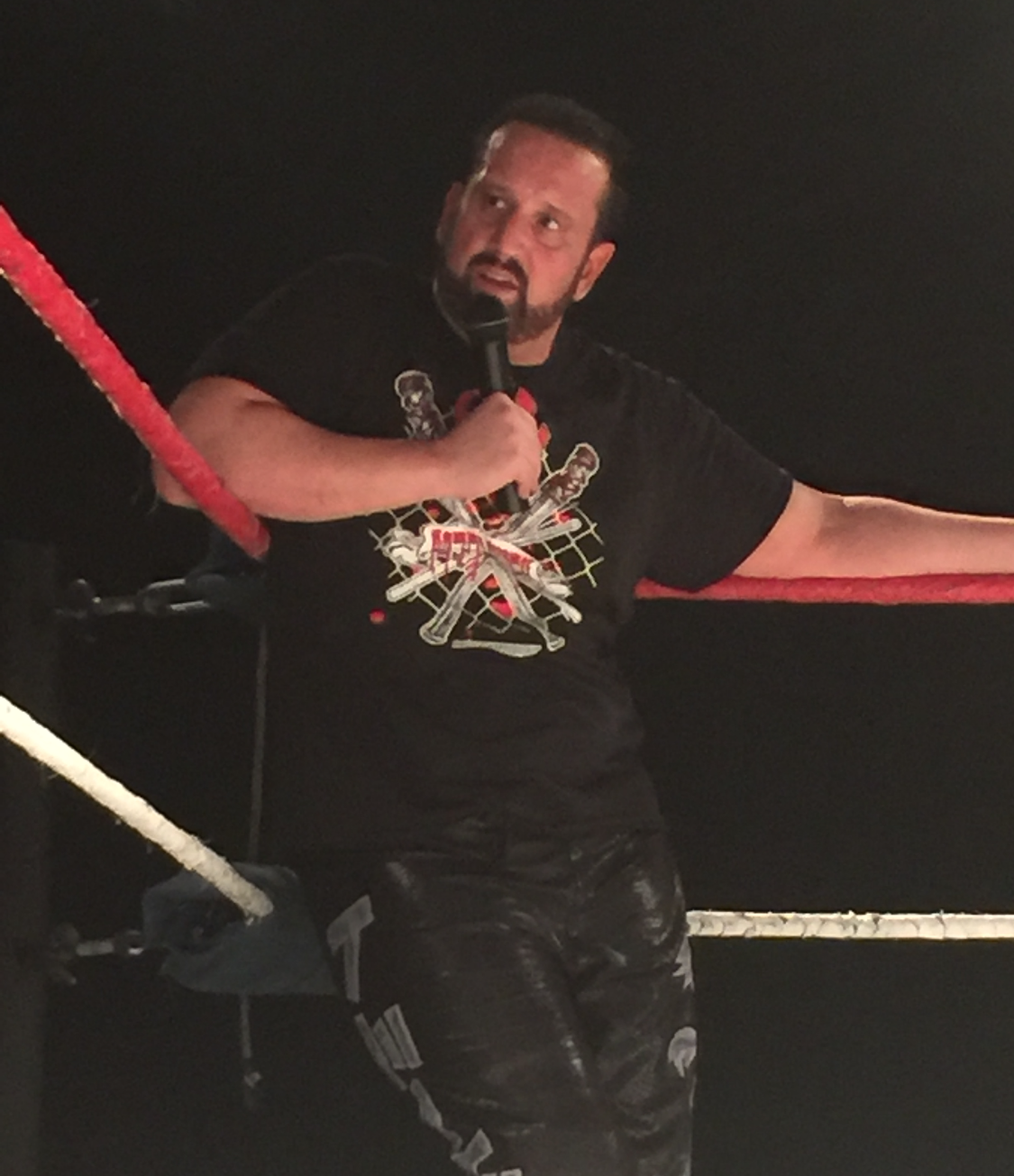 Thank you Tommy Dreamer