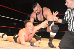 Magnum vs. Alexander James