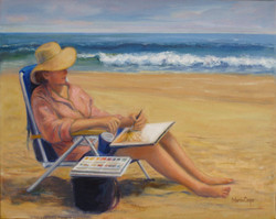 Beach Painter