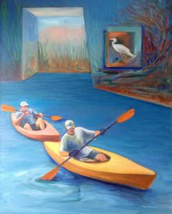 Cool Kayakers