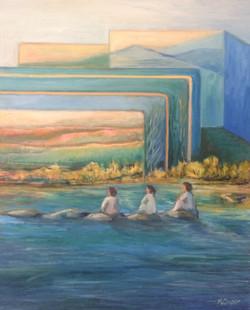 Three Dreamers