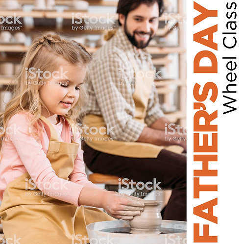 Father's Day Making - Wheel