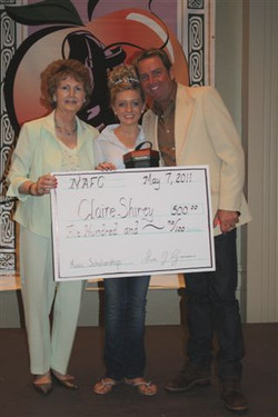 2011 NAFC Music Scholarship