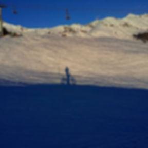 Fin de journée sur les marmottes._www.se