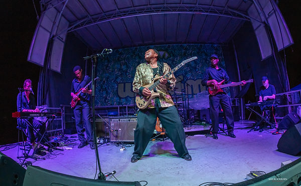 Tee Dee Young at Crave Food & Music Festival 2018