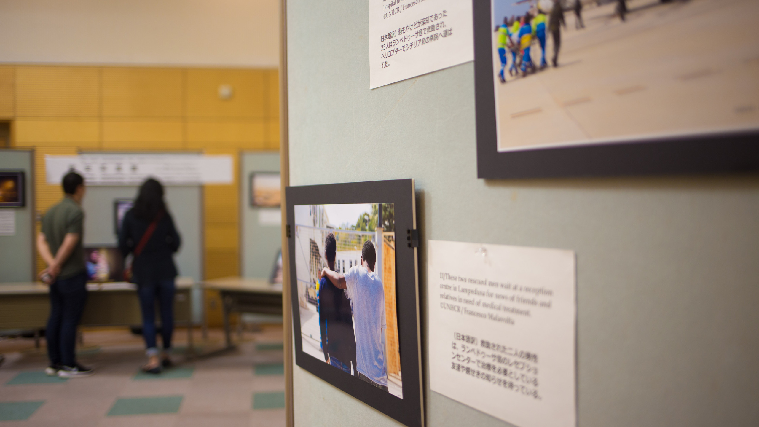 Refugee Photo Exhibition (4)