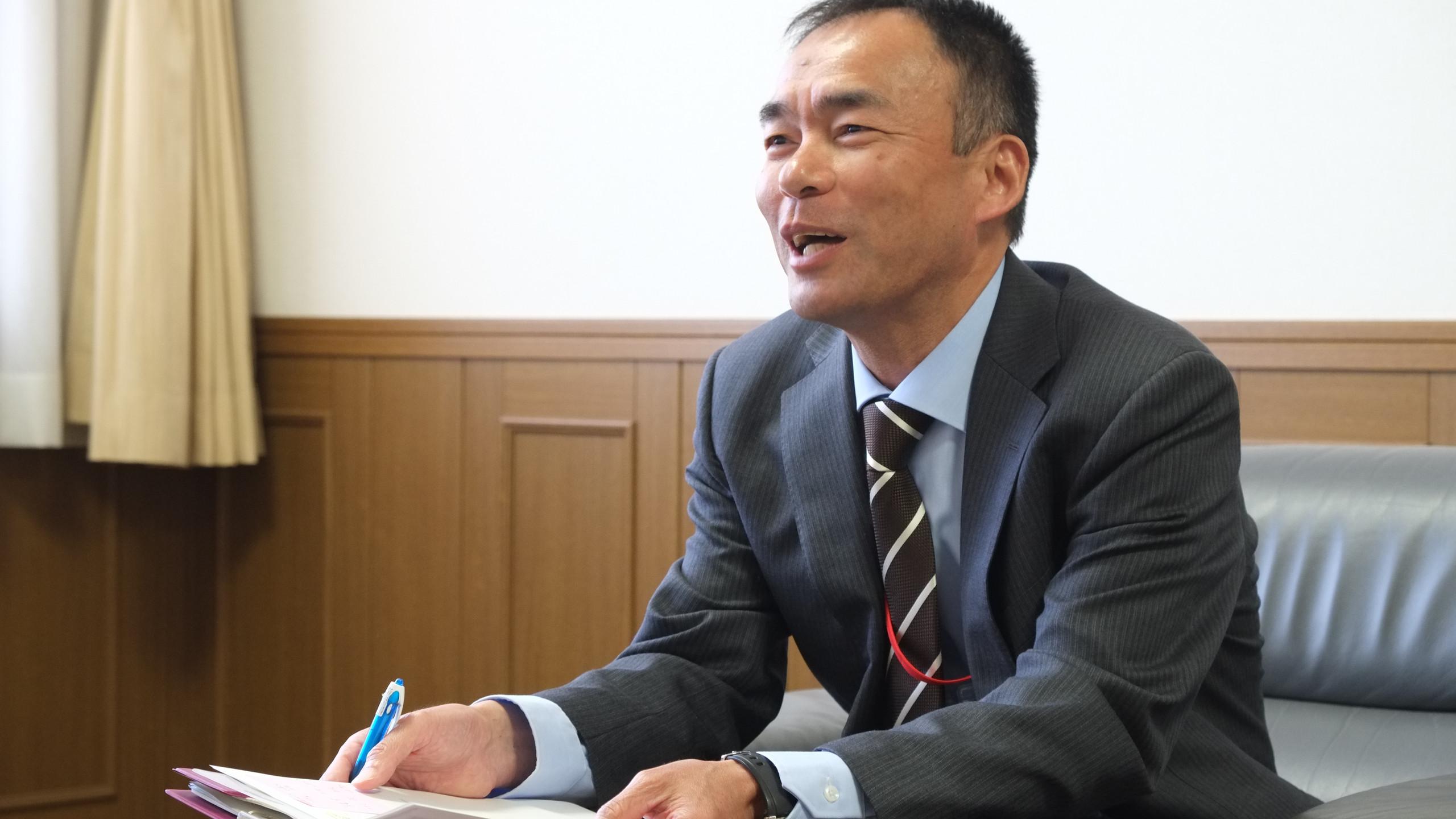 Sugimoto-san Interview (2)