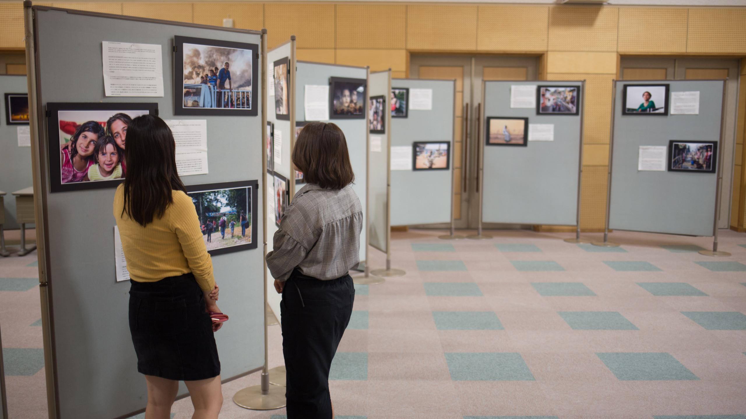 Refugee Photo Exhibition (14)