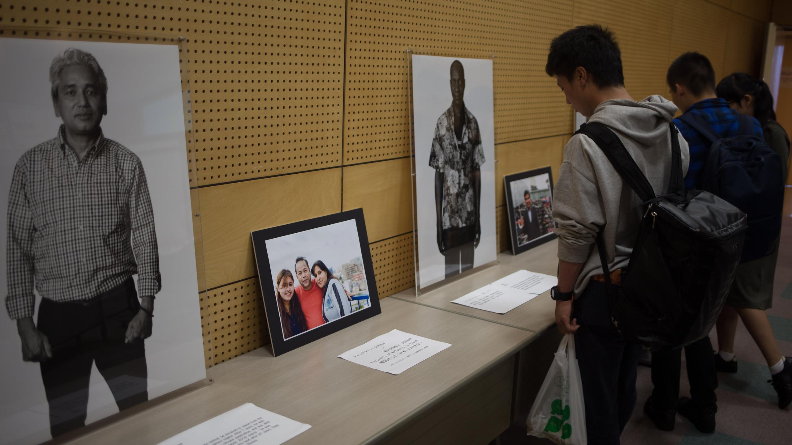 Refugee Photo Exhibition (12)