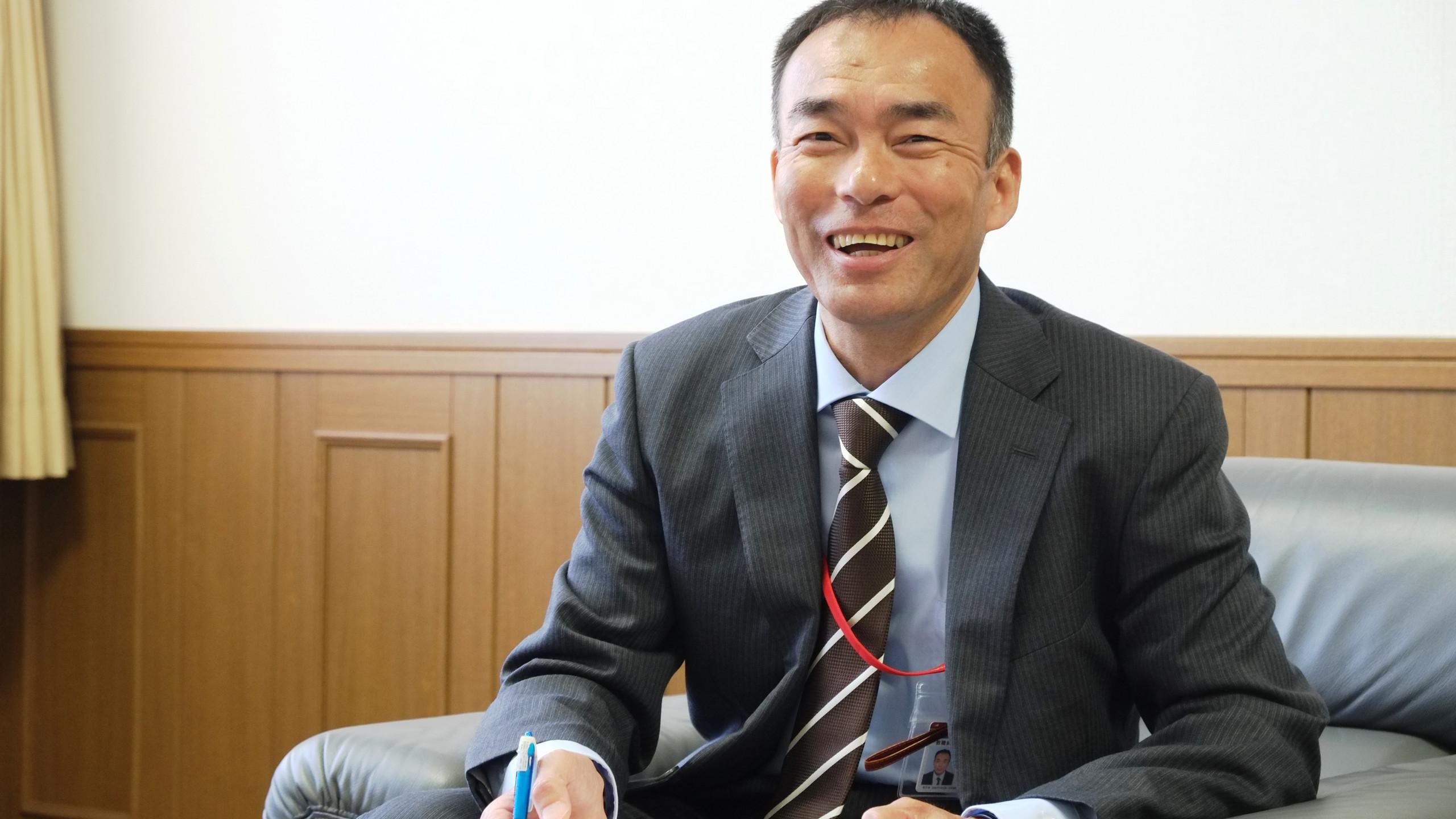 Sugimoto-san Interview (1)