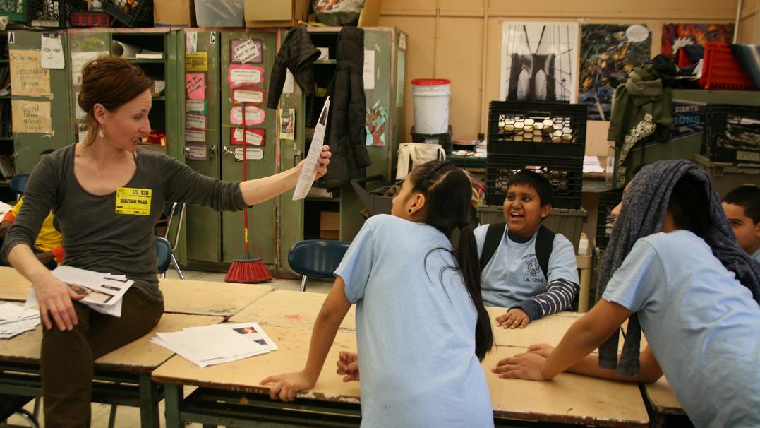 CWP Arts integrated curriculum