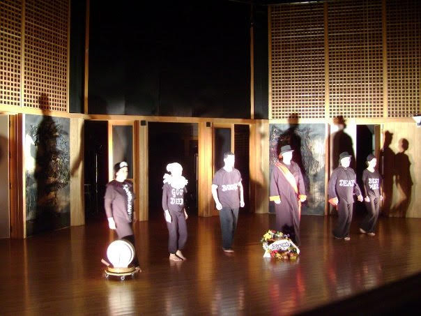 With OzFrank performing Everyway at Suzuki's Summer Festival, Japan