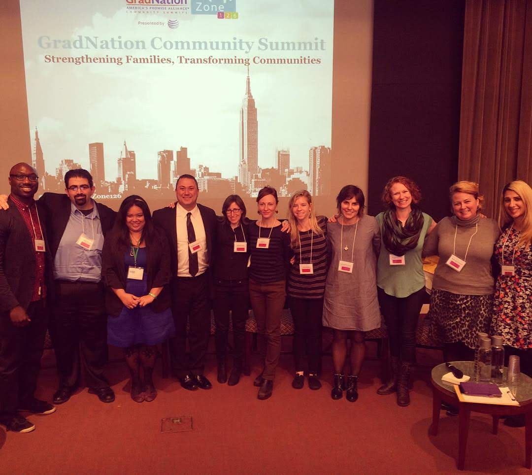 Grad Nation Community Summit NYC: Strengthening Families, Transforming Communities