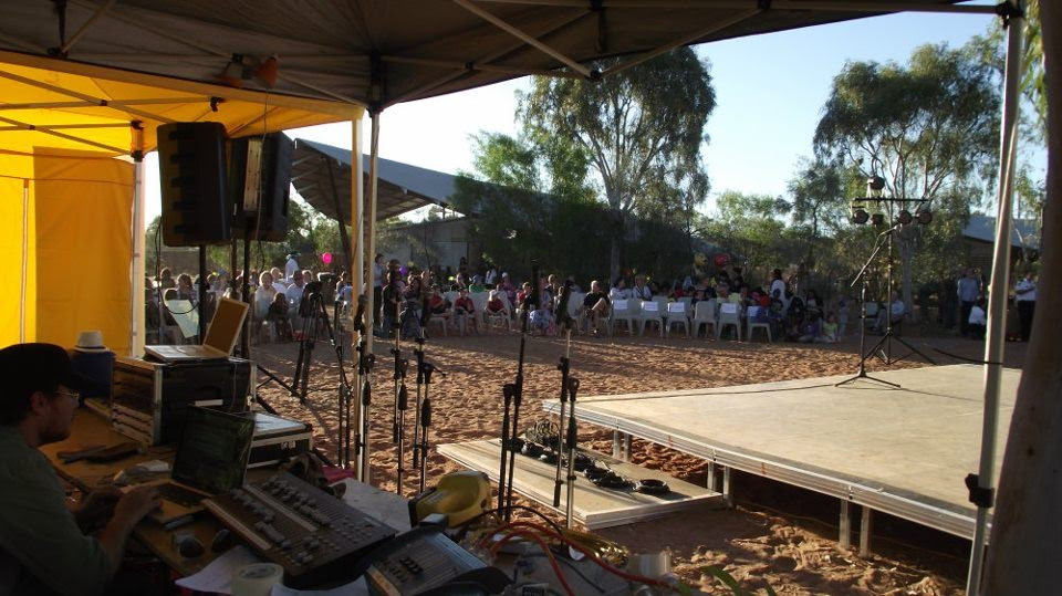 Birds of Tennant Creek, Desert Harmony Festival, Tennant Creek, Australia