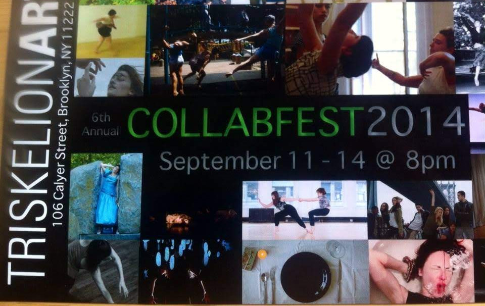 Collabfest Kate and Me with Mor Mendel