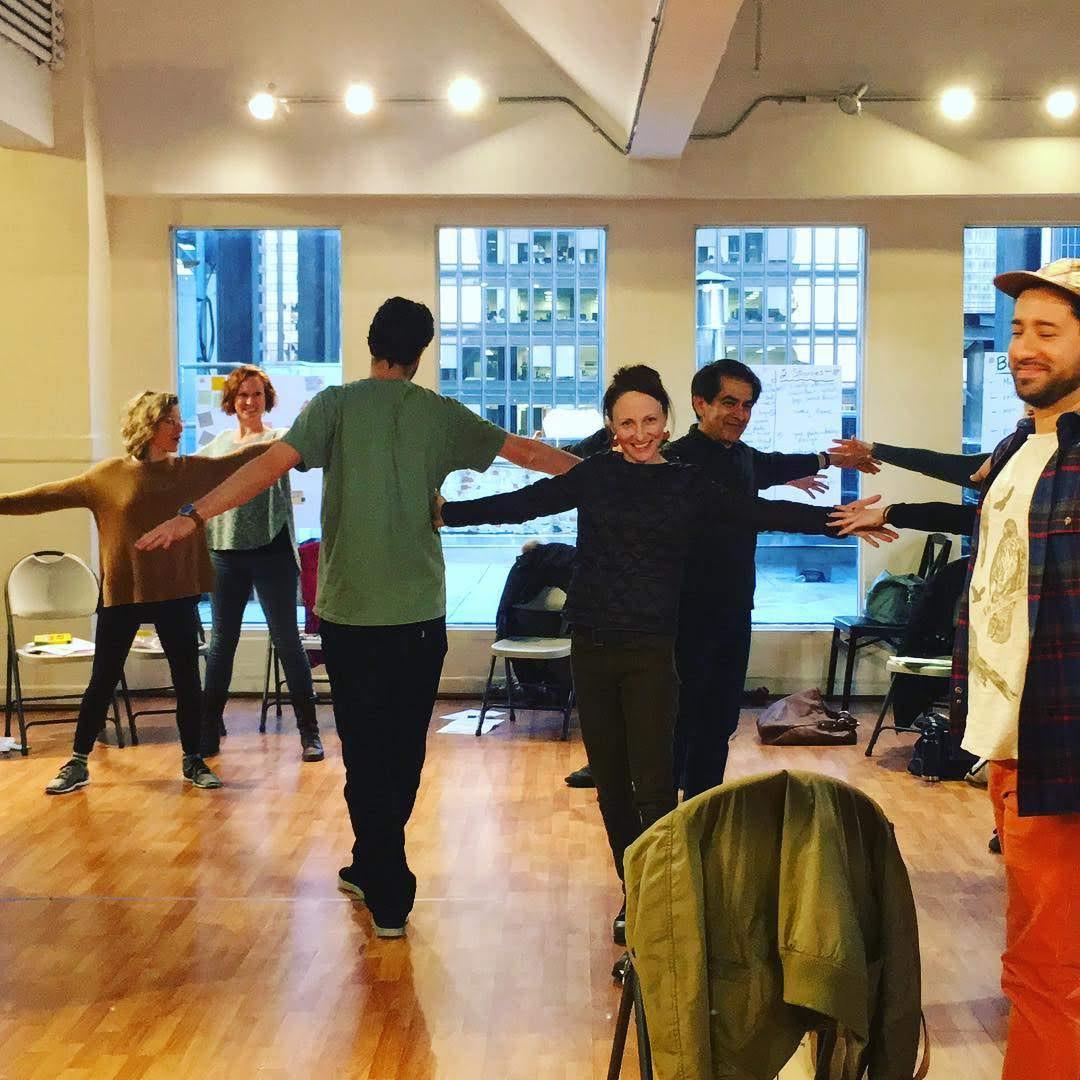CWP teaching artist professional development