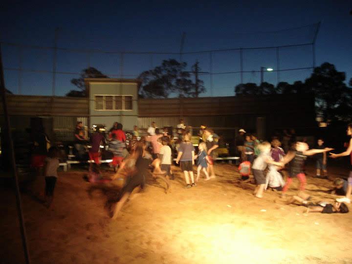Desert Harmony Festival, Tennant Creek, Australia - Kate Lee