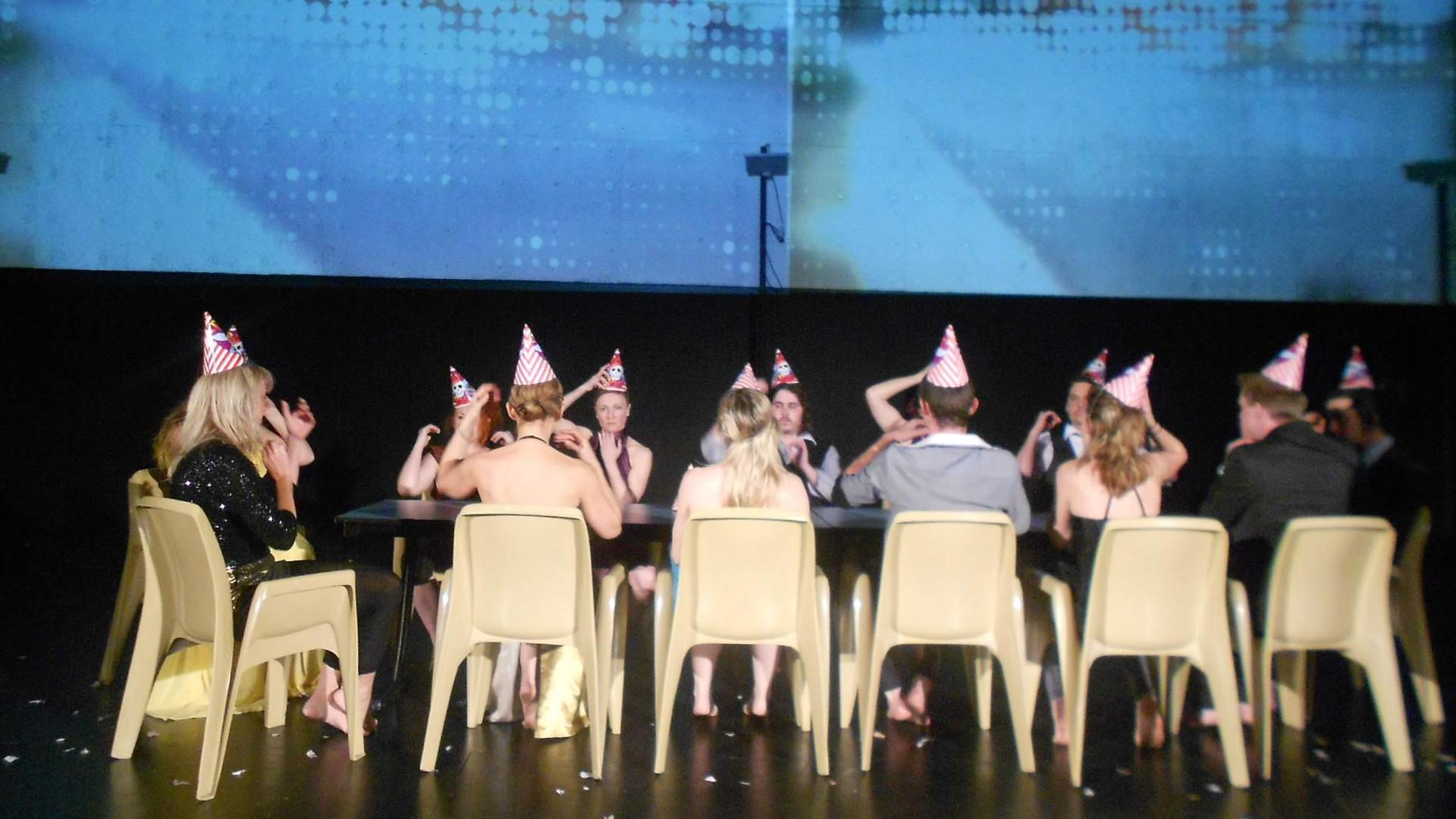 Witness Relocation Dance Theatre residency, Brisbane, Australia