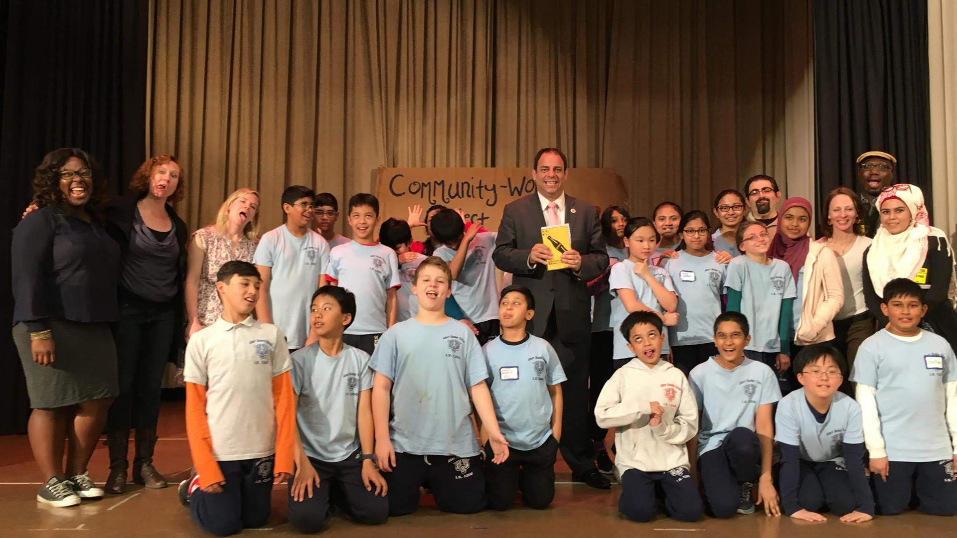 End of residency CWP performance with Councilman Costa Constantinides