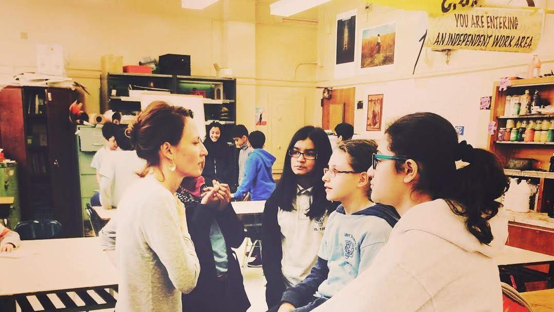 Teaching Artist Residency NYC