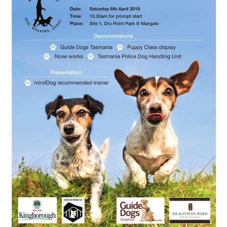 """What Dogs Can Do"" - Community Event 6 April"