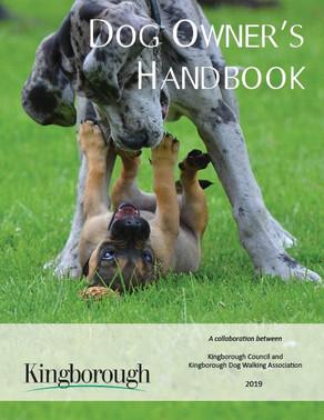 Dog Owner's Handbook Launch - 9 Nov.