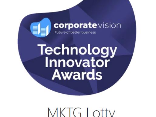 MKTG Lotty Technology Innovator Awards 2021