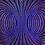 """Thumbnail: """"All-Seeing Torus"""" - Satin Blacklight UV Tapestry. Glows Under UV Light!"""