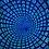 """Thumbnail: """"Interdimensional Portal"""" - Blacklight UV Tapestry. Glows under UV Light!"""