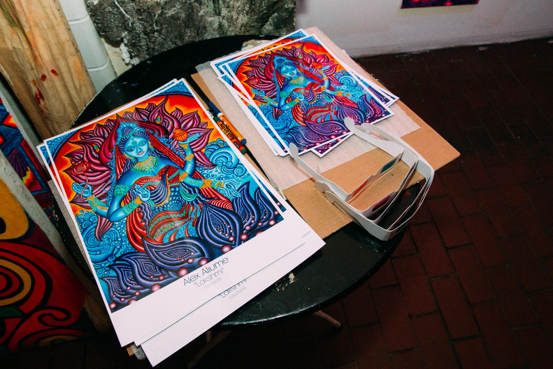 """""""LAKSHMI"""" Prints 9x12 / 12x18 icnhes"""