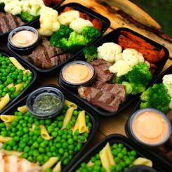 Custom meals also available!