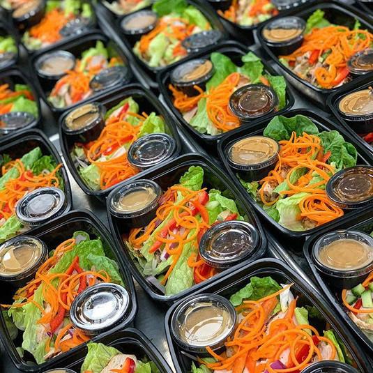 Peanut Thai Lettuce Wraps
