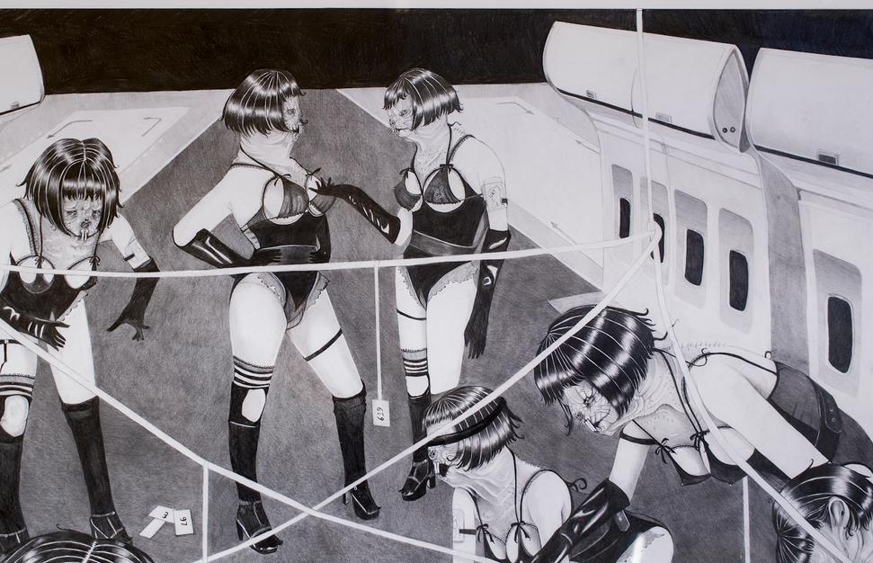 7.Cabin Pressure - Jenkin van Zyl at Amanda Wilkinson Gallery