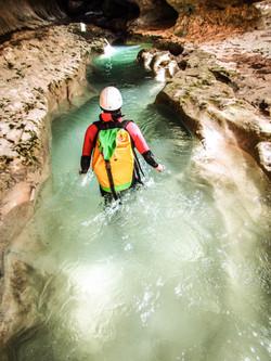 Canyon Rio Vero - Aguarika