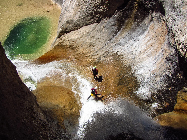 Canyon Mascun -Aguarika