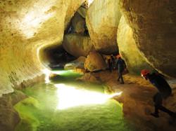 canyoning rio vero - Aguarika