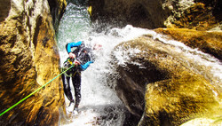 Canyoning sierra de guara