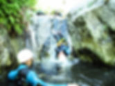 Canyon en eau chaude 66