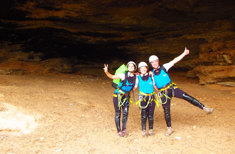 canyoning formiga