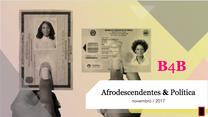 "Painel BAP realiza primeira pesquisa ""Afrodescendentes & Política"""