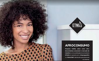 """Pesquisa Etnus """"Afrodescendentes e o mercado de trabalho"""""""