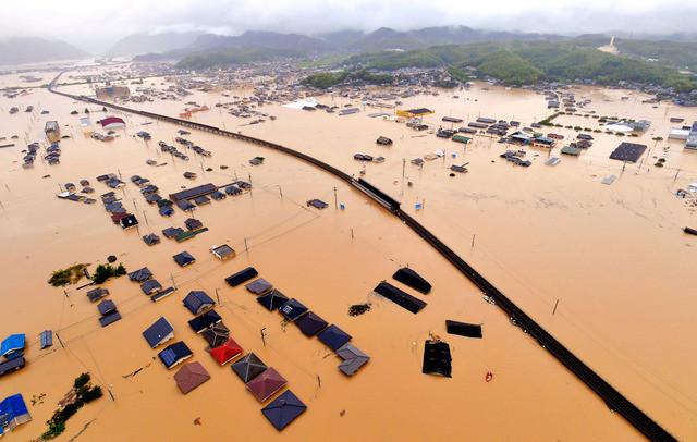 西日本豪雨災害復興支援