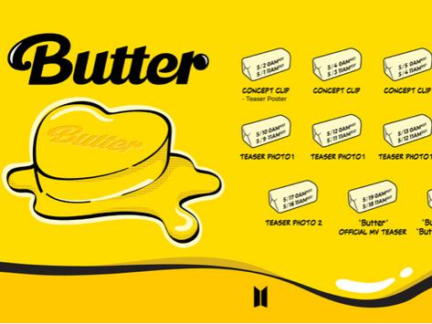 버터, 장르불문 시대의 아이콘이 되다!