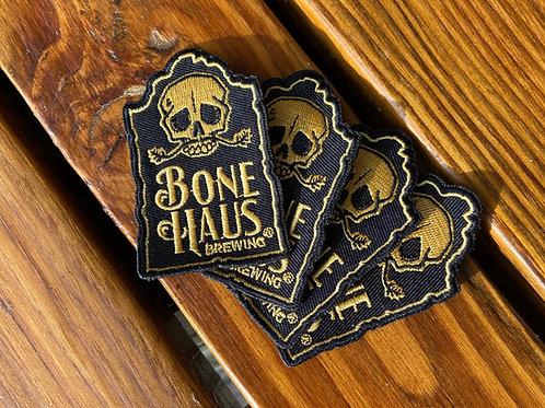 Bone Haus Patch