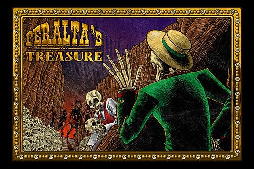 Peralta's Treasure Episode 2 Art Print