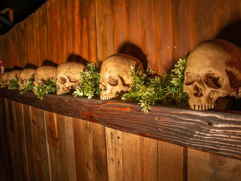 Skull Row of Honor