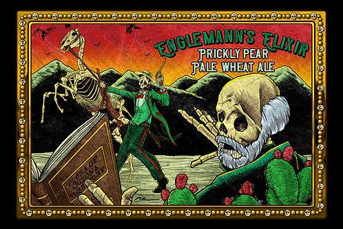 Englemann's Elixir Episode 1 Art Print