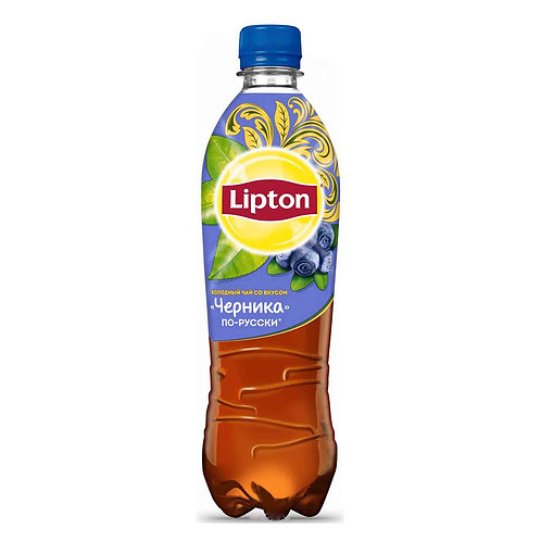 Lipton смородина 0,5л